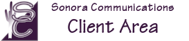 Sonora Communications, Inc.